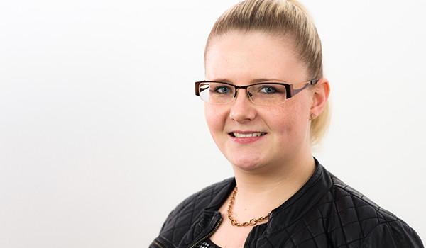 Kontaktieren Sie bei Fragen gerne unsere Steuerfachangestellte Sarah Lockowandt!
